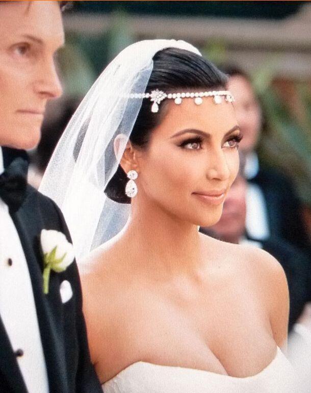 2020 Accessori per capelli da sposa EA Style Accessori per capelli Capelli Capelli Capelli Capelli Celebrity Bronte Bronte Superficie Donne Superficie