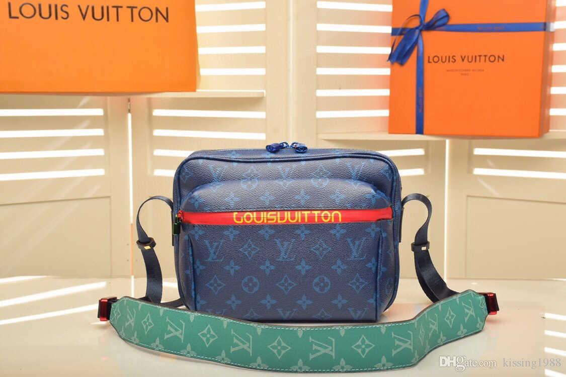 borse di marca MULTI pochette 2019 nuove borse borse da spalla piccola marca catena di borsa a tracolla progettista di lusso delle donne di modo A02