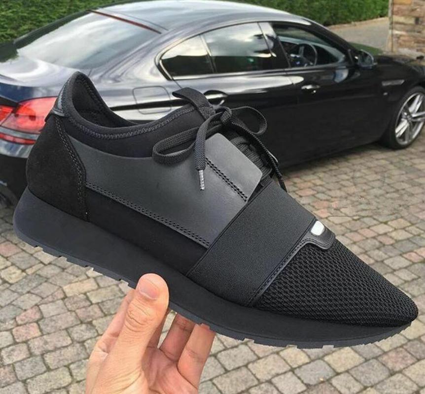 Бренд дизайнер Мужчины Женщины обувь лаборатория скорости воздуха сетки тренеры Арена кроссовки бегунов забег корзина звезда шоу трехместный с шнуровке Повседневная обувь