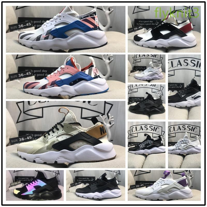 NAHEAA 2020 Hot sale High Quality Men Women Outdoor Casual Shoes Huarache 4.0 Ultra 4 low Lightweight Breathable Running Sneakers size36-45