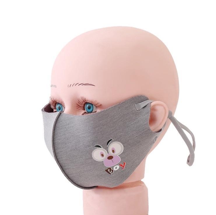 enfant masque anti virus