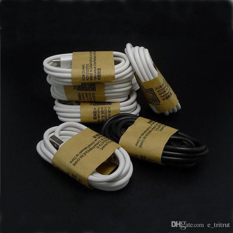 S4-Kabel-Micro V8-Kabel 1m 3ft od 3.4 5pin USB-Daten Sync-Ladegerät für Smart Mobile Handy Android-Telefone