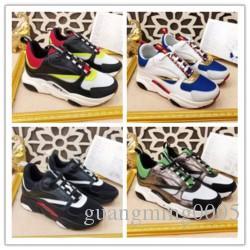 2020 novos quentes de alta qualidade sapatos masculinos B22 desportivos sapatos casuais sapatos casuais desenhista francês marca de moda feminina 35-45 j0340