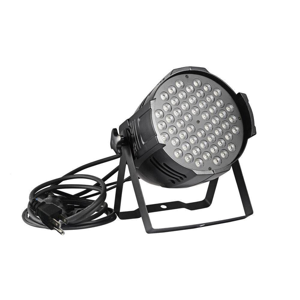 الاسمية ضوء 180W RGB LED الصوت ديسكو داخلي دي جي حزب النادي المرحلة عرض الإضاءة
