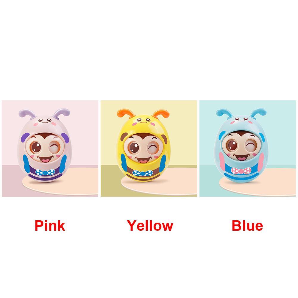 Встряхивания Мобильный игрушки Музыкальный Белл Смешные 0-12 месяцев подарков Раннее Обучающие Новорожденный ребенок Rattle Blink Infant Прорезыватель Симпатичный мультфильм