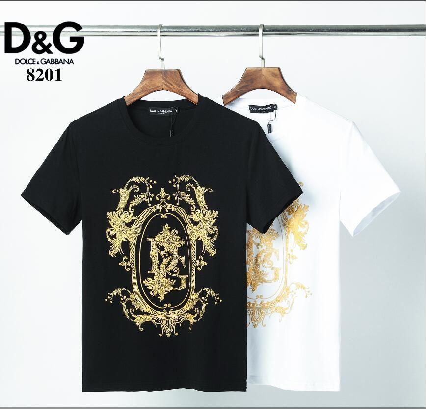 мужская рубашка 2020 лето новая футболка Европа и Америка мужская футболка мода хип-хоп печати черепа хлопок мужская футболка HKX131