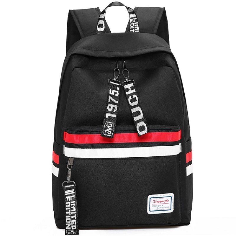 Saco de escola Meninas Meninos Adolescente escola Ombro Mochila Homens Mulheres Mochila Laptop Backpack Travel Bag Mochila Y200706
