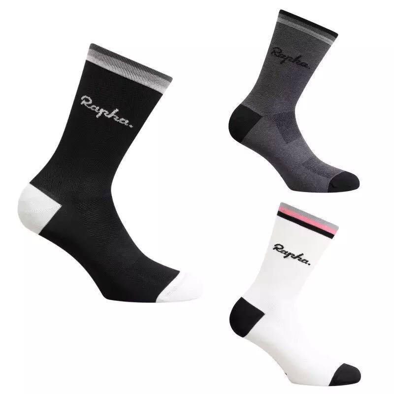 2020 neue Art Rapha Sommersport Radfahren Socken Herren-Straßen-Fahrrad-Socken Outdoor-Sport Compression