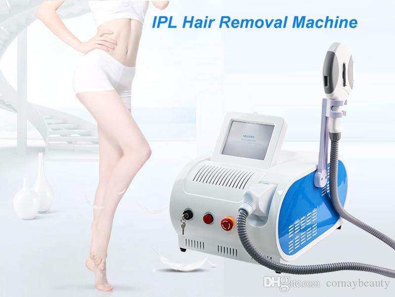 pelo profesional del laser máquina de eliminación de promoción de la fábrica más vendido Elight ipl cuerpo completo de depilación láser