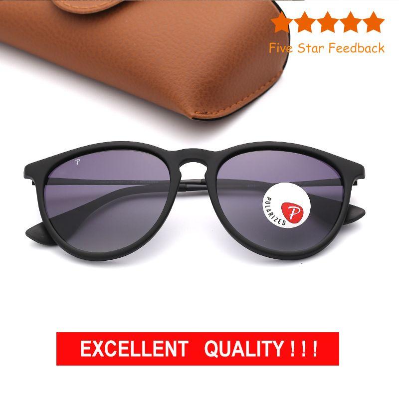 Мужские поляризованные очки Модные солнцезащитные очки Линзы женщин Солнцезащитные очки Eyeware Des Lunettes De Soleil Driving УФ-защиты