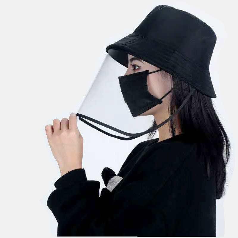STINGY BRIM HATS защитная крышка съемный случайные случайный солнцезащитный крем маска солнцезащитная шляпа УФ-защита