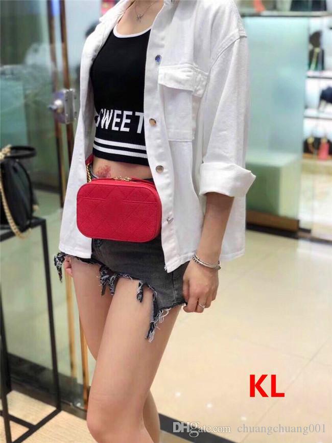 Schultertasche NEUE Mode-Hand 2019 Damenhandtasche weibliche Beutel Umhängetasche Handquerkörperhandtasche Handtasche
