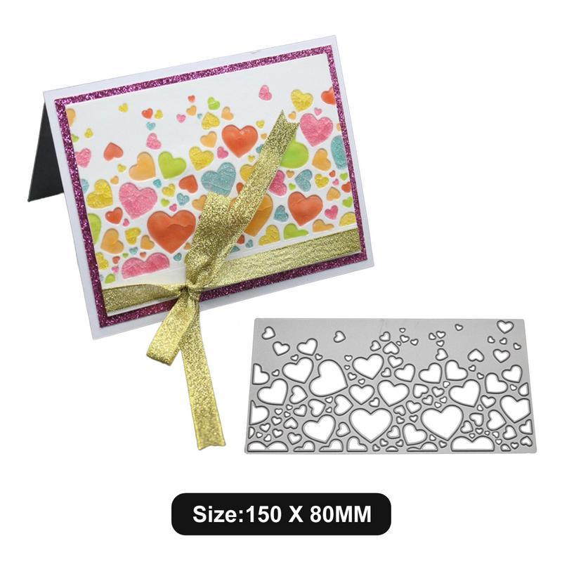 1 PC fleur métal coupe meurt Stencil À faire soi-même Scrapbooking Album Papier Carte Craft