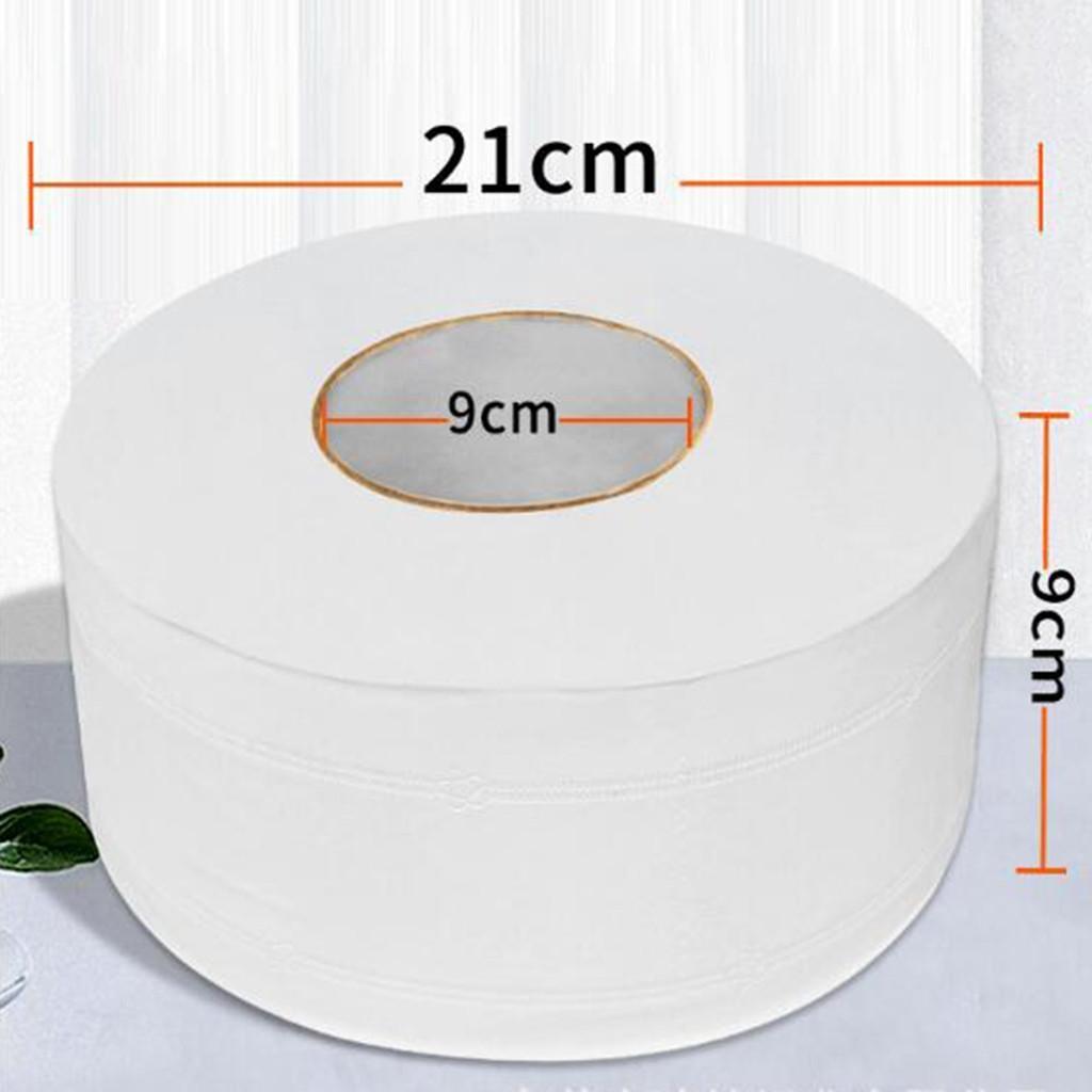 Beyaz Kalınlaşmak Geniş Hacim El Tuvalet Havlu Rulo Dokular Peçete Tek Kağıt Havlu # G3 Kağıt Havlular