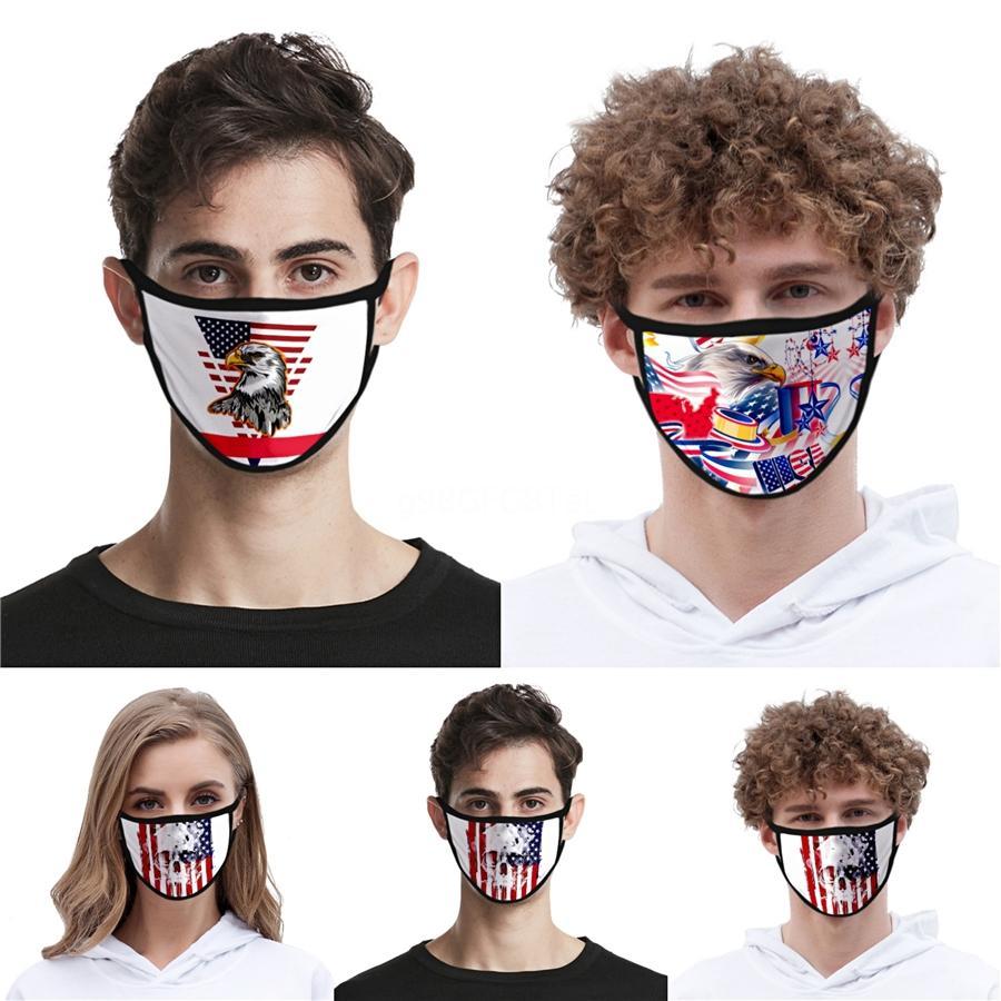Lentes de sol máscara de oso de adultos diversión de los niños del vestido de lujo Mitad inferior de la cara de la boca de mufla Máscara reutilizable polvo de algodón cómodo Negro W # QA23