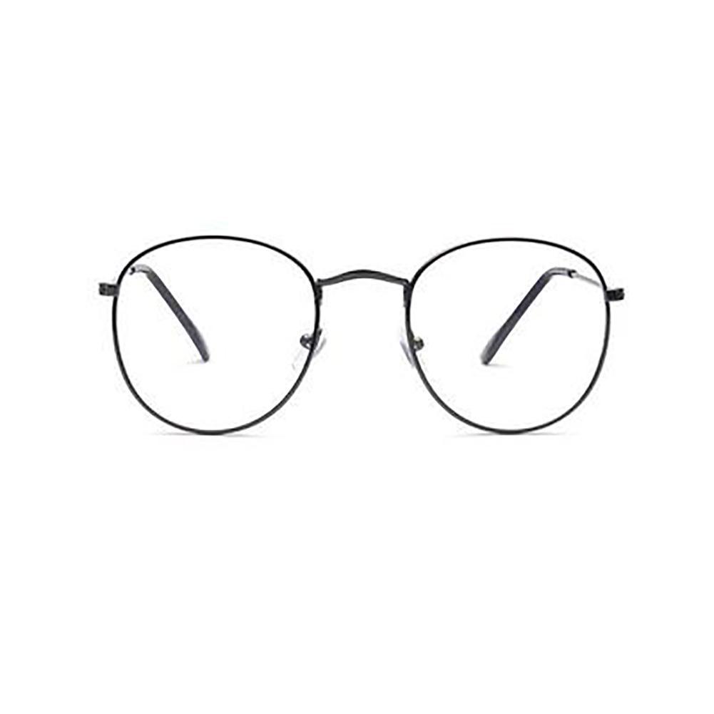 Старинные круглые очки рамка ретро женский бренд дизайнер gafas De Sol очки простые очки для глаз Gafas eyeglasses eyewear