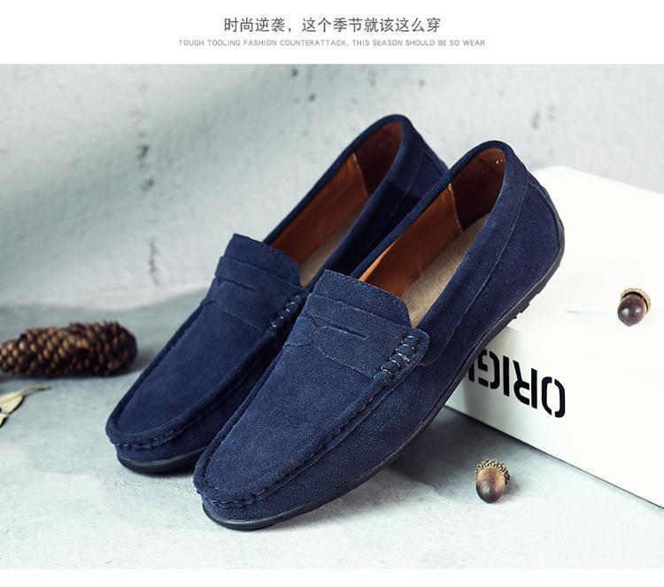 Neue Männer Driving Schuhe klassischen Peas Qualitäts-Art- und Mann-beiläufige gehende Schuhe Turnschuhe Heißer Verkauf mit Box
