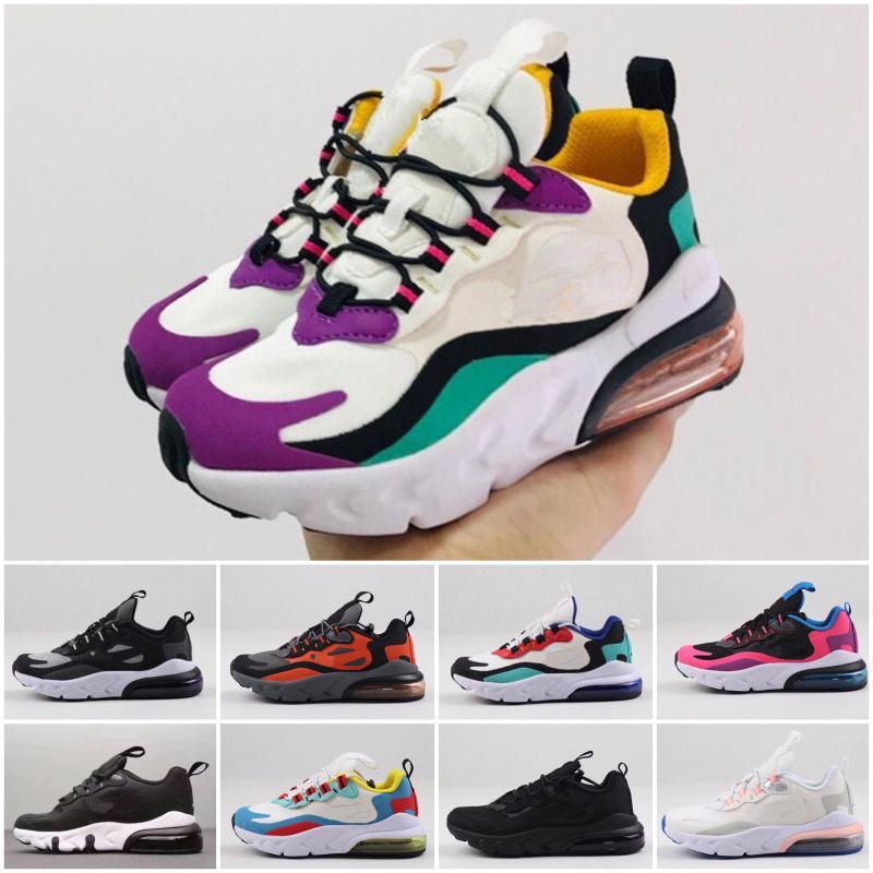 270 scarpe 2020 classico della moda bambino bambini che corrono Statico GID chaussure de sport versare ragazzi enfant ragazze Sneaker casual