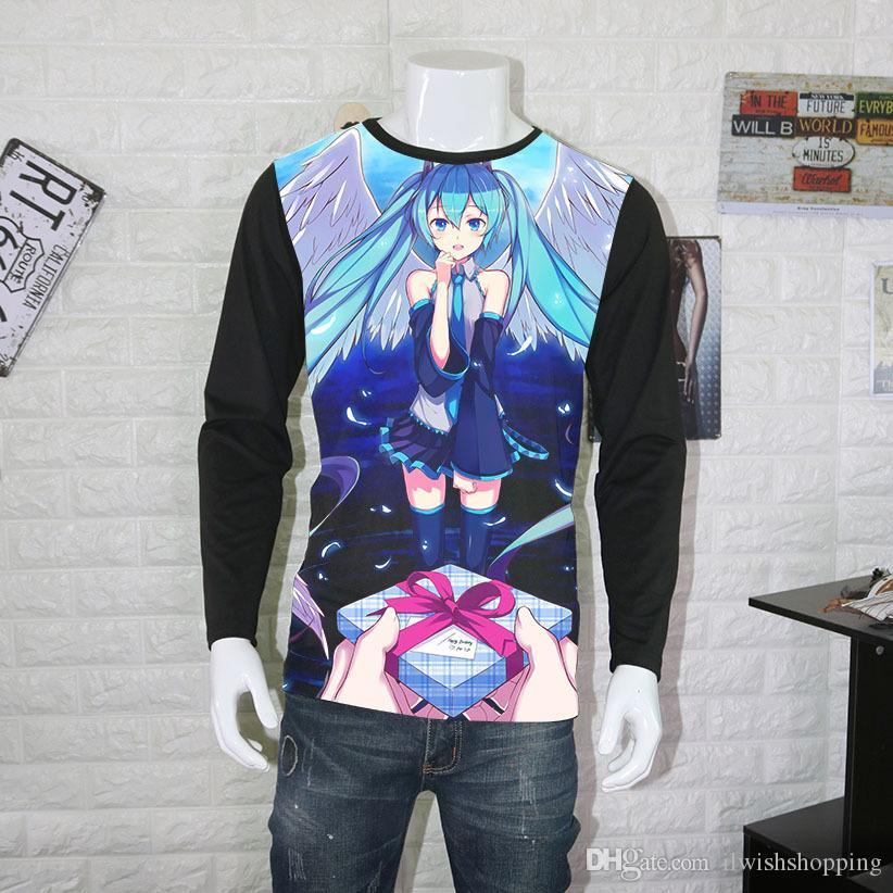 Anime Fate//Grand Order FGO Okita Souji Unisex Short Sleeve T-Shirt Casual TEE