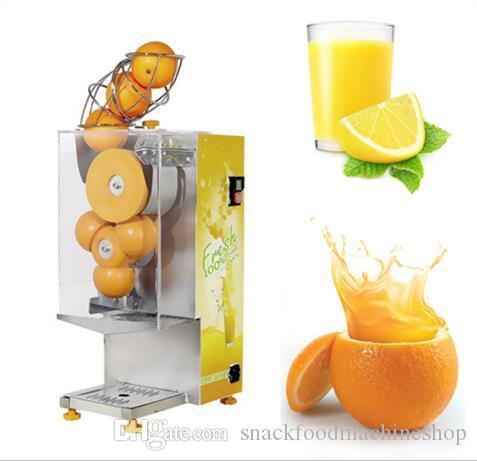 Elettrico Automatico Succo d'arancia Trasformazione Macchina Macchina spremiagrumi