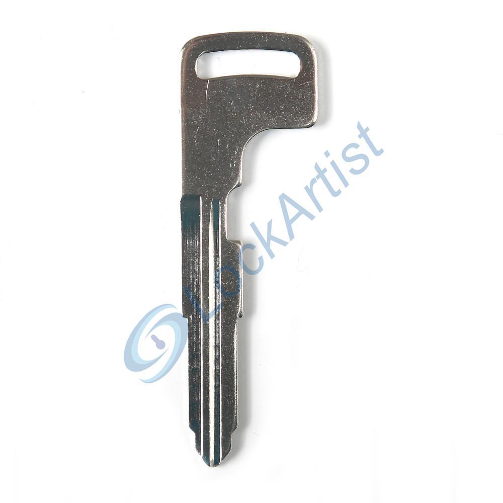 Smart Key-Blatt für Mitsubishi Outlander Smart Card Schlüssel, Mechanische Einfügen kleine Schlüssel