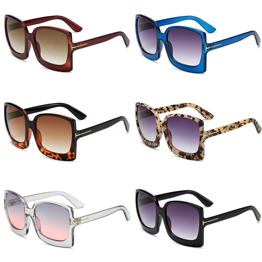 Nuevo marco de calidad superior redondo del estilo de las gafas de sol de oro rosa Vassl Espejo lente de cristal de 51 mm Para Hombres Mujeres Retro Con Brown Box # 64194