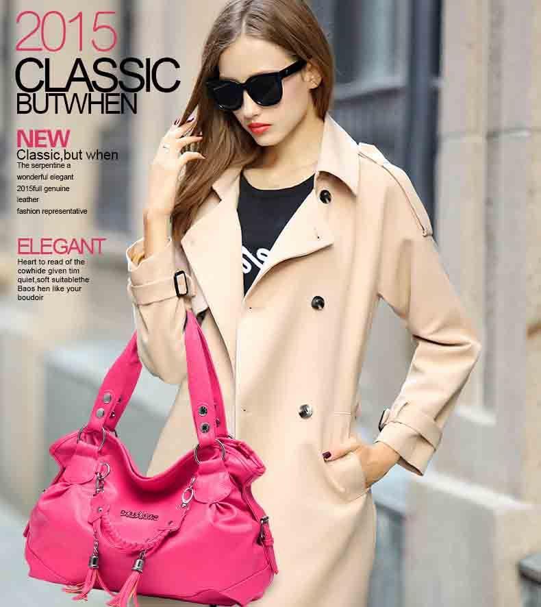X-online 042417 donne di vendita della borsa femminile grande tote