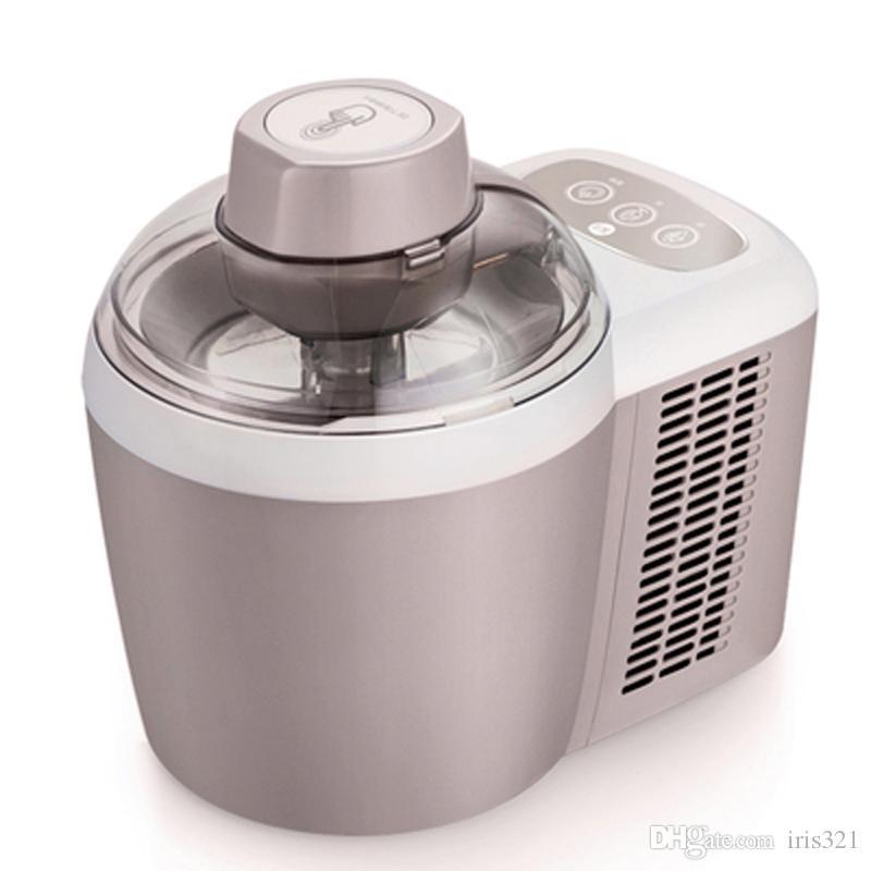 Ménage électrique automatique enfants machine à crème glacée aux fruits sorbet congelés