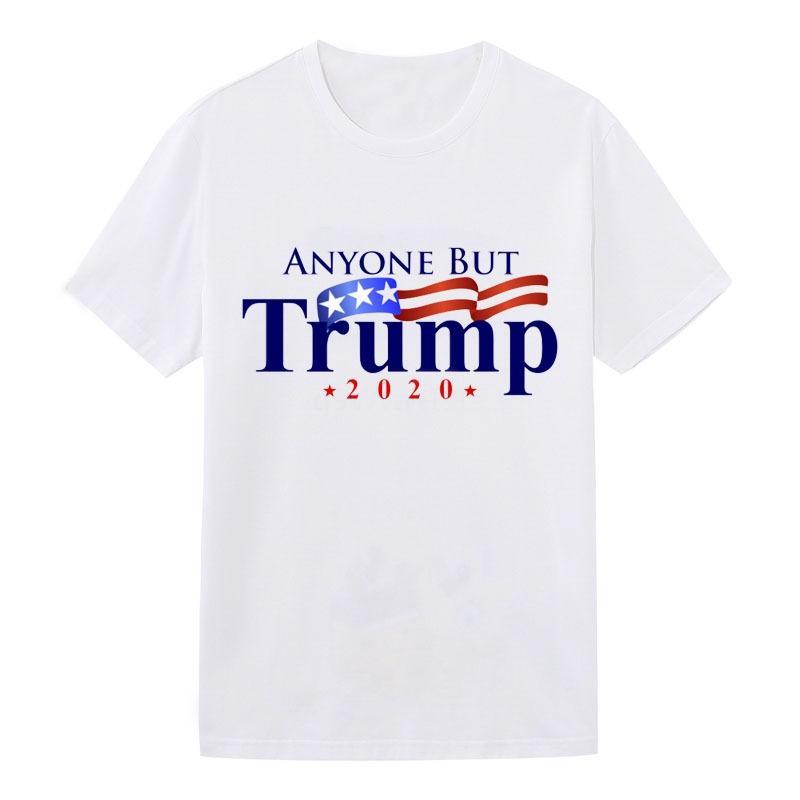 Verão Mulheres dos homens do desenhista Trump camisetas doces colorem temor de Deus Essentials 3M Boxy marca de moda solto algodão de manga curta Casual Tripulação Nec