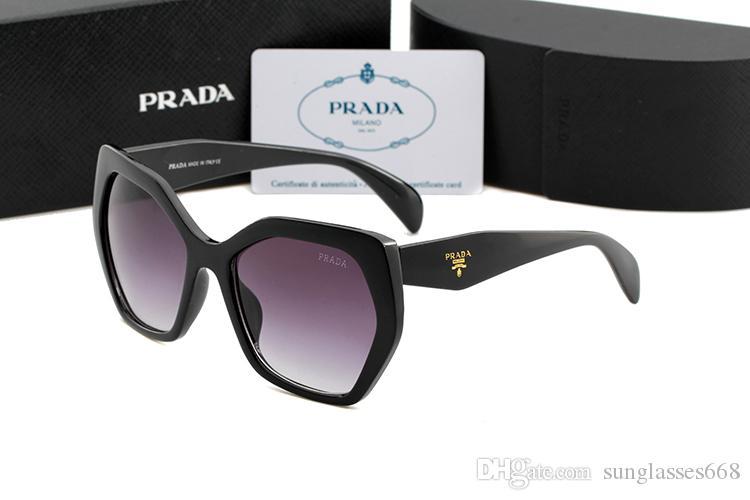 2020 Luxe Desinger Lunettes de soleil carrées avec UV400 Stamp Full Frame Lunettes de soleil pour Femmes Hommes Accessoires de mode de haute qualité G5683