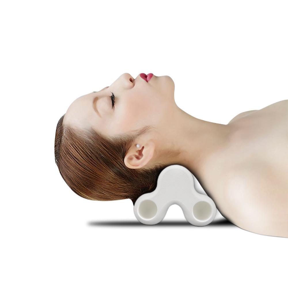 Массажер в форме кости для шеи Подушка для массажа спины для дома и офиса - Массажная подушка Akaishi Tsu-bo