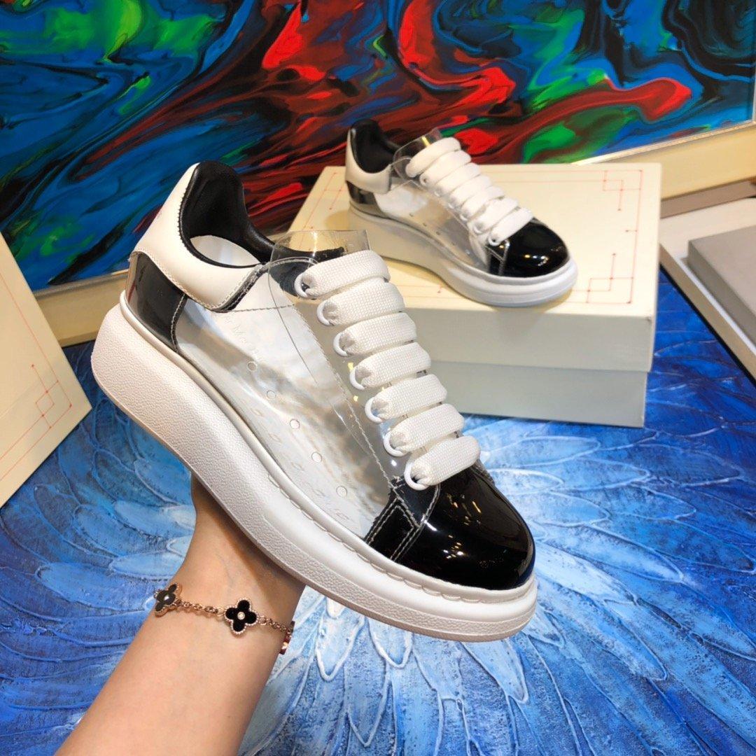 2019Scarpe Da Uomo Di Design formateurs de la chaîne plate-forme de réaction scarpe MQ chaussures unisexe haut chaussures de qualité en cuir