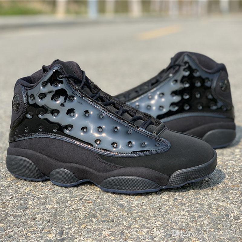 Top 13 s tênis de basquete para homens cap e vestido respirável calçados esportivos com qualidade superior formadores populares sapatos tamanho 40-45