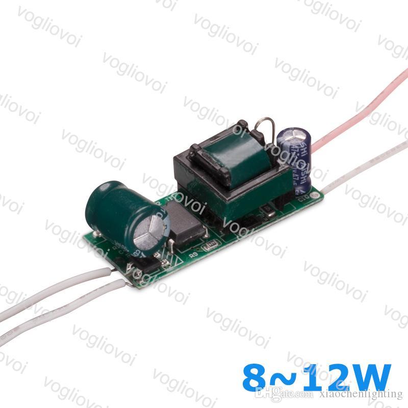 Transformador LED 300MA AC110 AC220V AC240V IP20 8 W 9 W 10 W 11 W 12 W Para Lâmpada Downlight Holofone Construído Em Driver PCB EPACKET