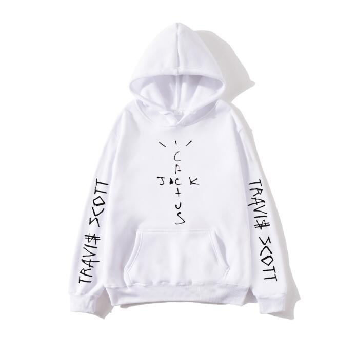 2020 new European and American singers the same new product Travis Scott hip hop style sweater large size letter printing street tide