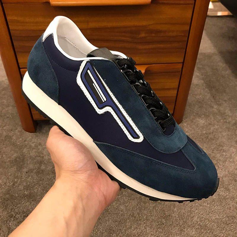 Son erkek tasarımcı ayakkabı moda yüksek kaliteli tasarımcı sneakers Serin lüks ayakkabı Boyutu 38-44 Modeli HXNX0505