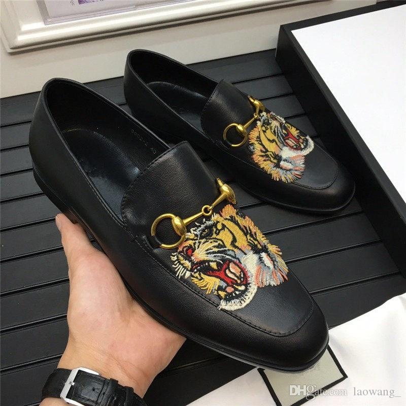 Zapatos para hombre de lujo de moda con cordones de la zapatilla de deporte vierte hommes con talla de hombre caja original Casual Zapatos Fast Ship 38-45