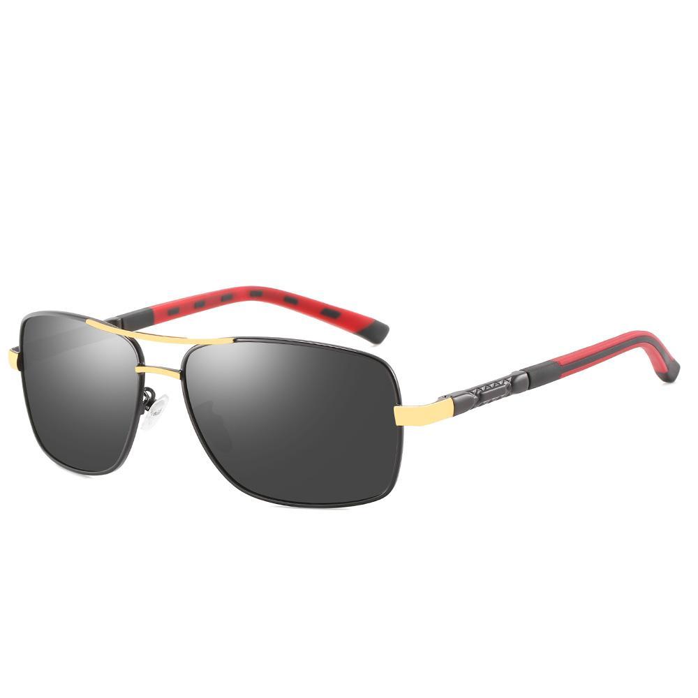 Designer und männer marke männer sonnenbrille top sonnenbrille square polarisierte qualität frauen polarisierte frauen treiber ein fkitw