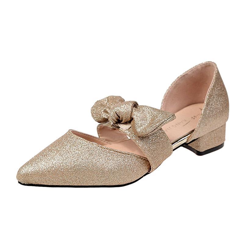 2020 nuova delle donne pompe ad alta sottile tacco Toe Solid Shallow scarpe delle signore delle donne sexy di modo di colore rosa femminile ad alto tacco U14-13