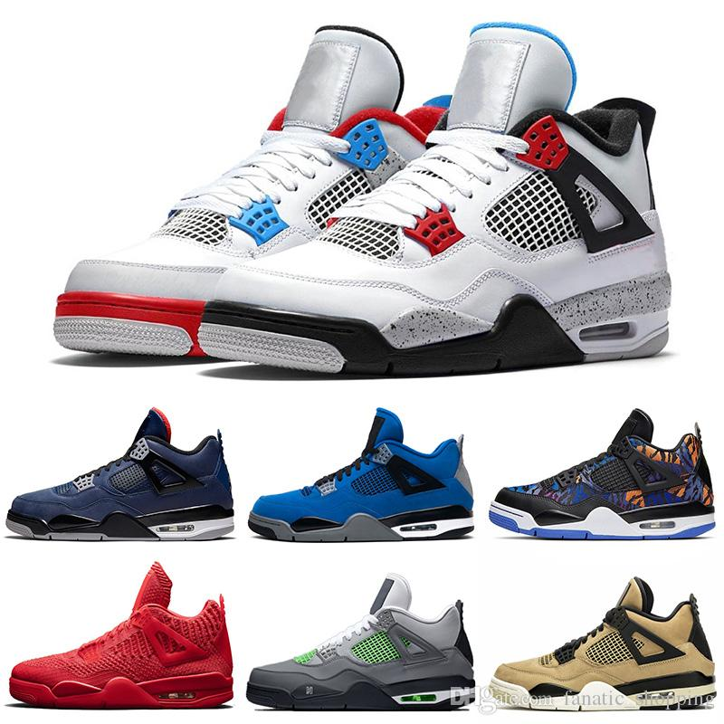 air jordan retro 4 shoes
