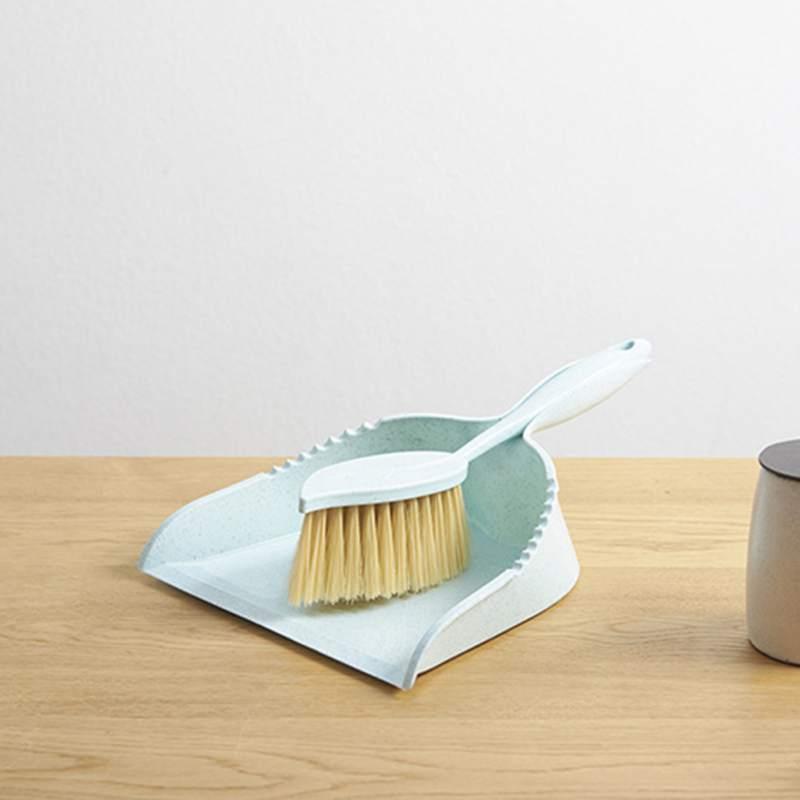 الاجتياح سطح المكتب فرشاة تنظيف المقشة الصغيرة المنزلية المجرفة مجموعة الطابق الأنظف فرشاة الغبار دليل لوازم تنظيف كيت يوميا