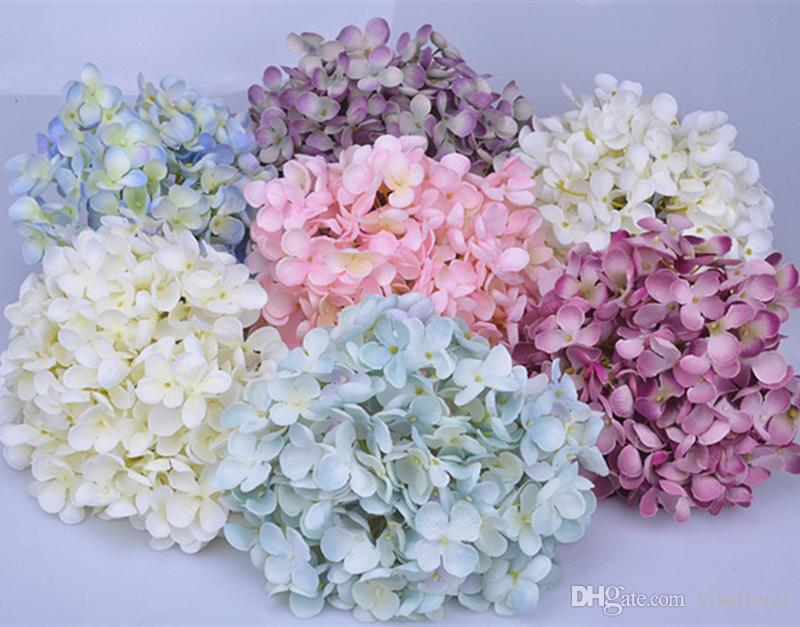 """7.48"""" ARTIFICIAL HYDRANGEA DIY ACCESSORIES MULTI-COLORS AVAILABLE FLOWER WALL BASIC ITEMS"""