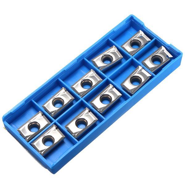 10 stücke APKT1604PDFR-MA3 H01 Hartmetalleinsätze Verwendet für Aluminium Kupfer
