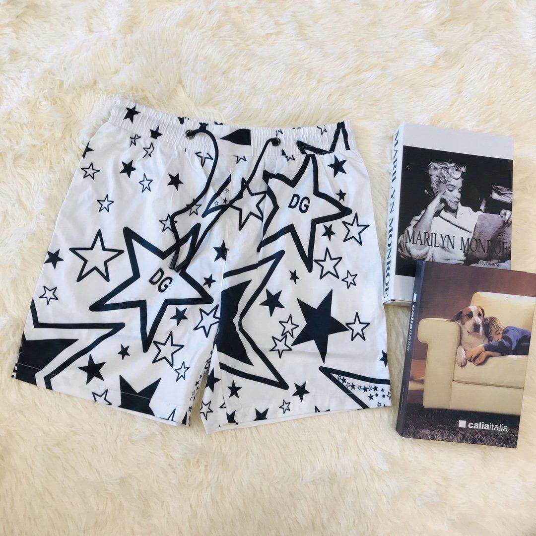 Baumwolle Männer Shorts Sommer-dünne Sport-Gymnastik-Kleidung lose elastische Taillen-Printed-Strand-Männer kurze Hosen Hosen-Größe M-3XL ~ L03