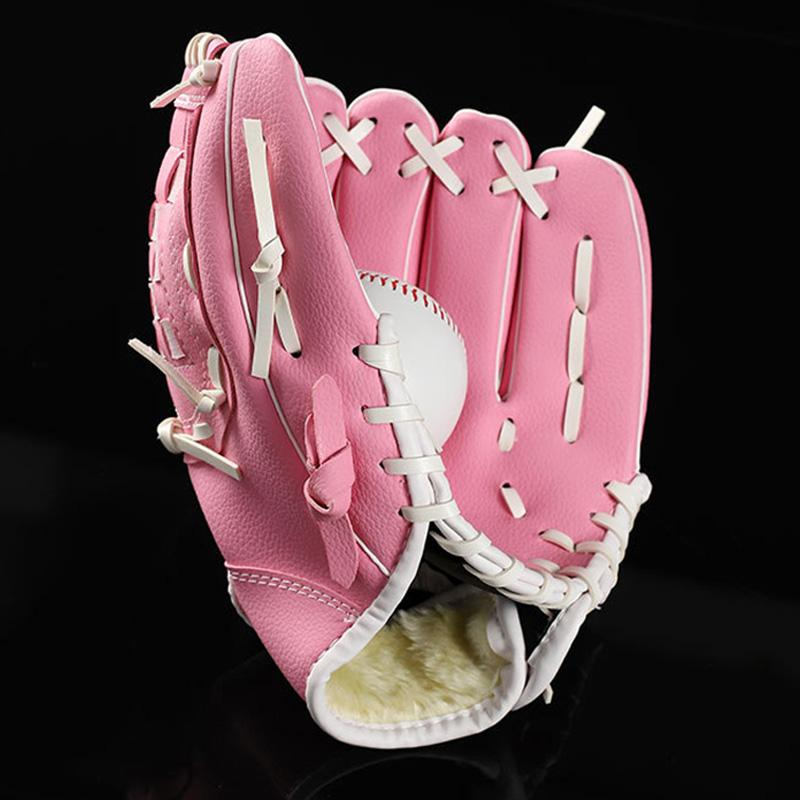 Outdoor Sports Two colors Baseball Glove Softball Practice Equipment Size 11.5/12.5 Left Hand for Adult Man Woman Baseball glove