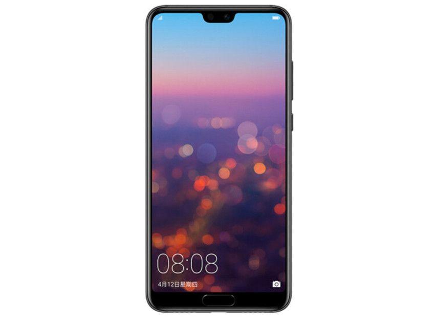 "Original Huawei P20 4G LTE Mobile Phone 6GB RAM 64GB 128GB ROM Kirin 970 Octa Core Android 5.8"" Full Screen 24.0MP Face ID Smart Cell Phone"