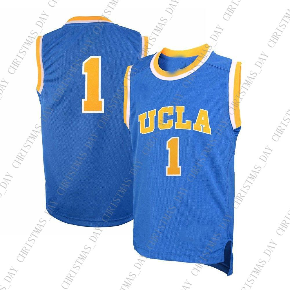 sports shoes 0a395 76cac 2019 Cheap Custom UCLA Bruins NCAA #1 Home Blue Basketball Jersey  Personality Stitching Custom Any Name Number XS 5XL From Christmas_day,  $35.54 | ...
