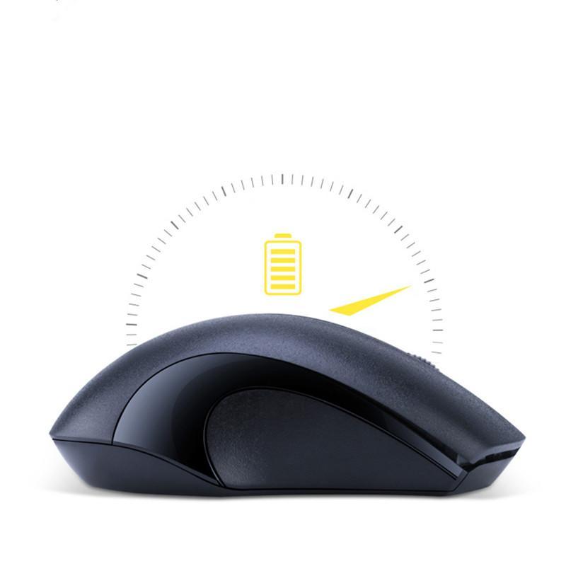Hotsale Wireless Gaming Mouse для Gamer PC Computer Mice Laptop Game 3 кнопки 1600dpi 3 Цвета с розничной коробкой