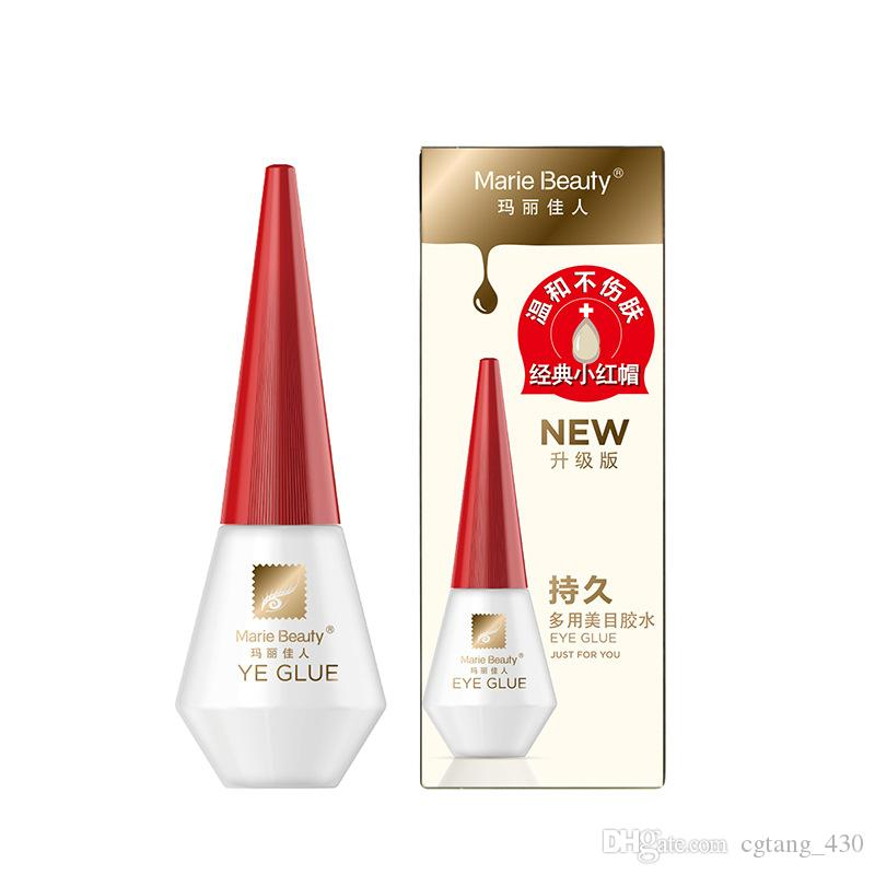 Multi purpose eye glue Double eyelid styling cream Grafting eyelash false eyelash glue High quality, no skin damage DHL free