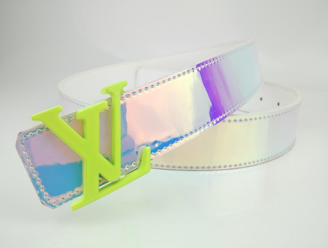 2019 Gürtel Herren Bekleidung Accessoires Geschäft Gürtel für Männer Big Buckle Mode Herren-Ledergürtel Großhandel